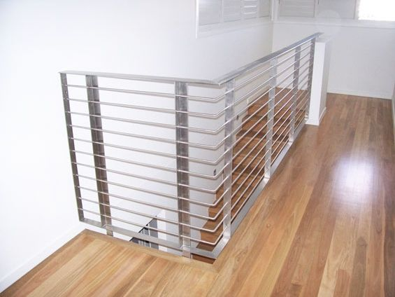 Stainless steel balustrading